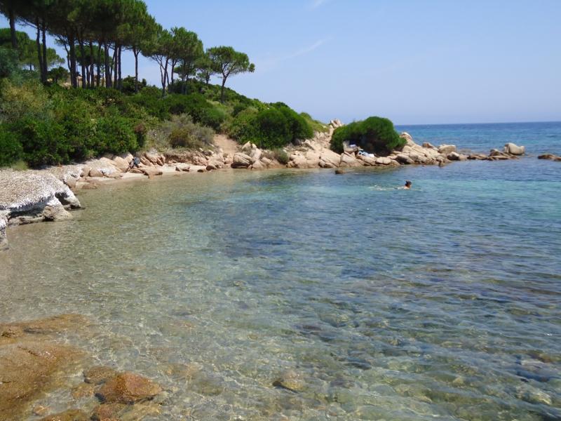 Diario di viaggio sardegna in camper seconda tappa for Conca verde piscine