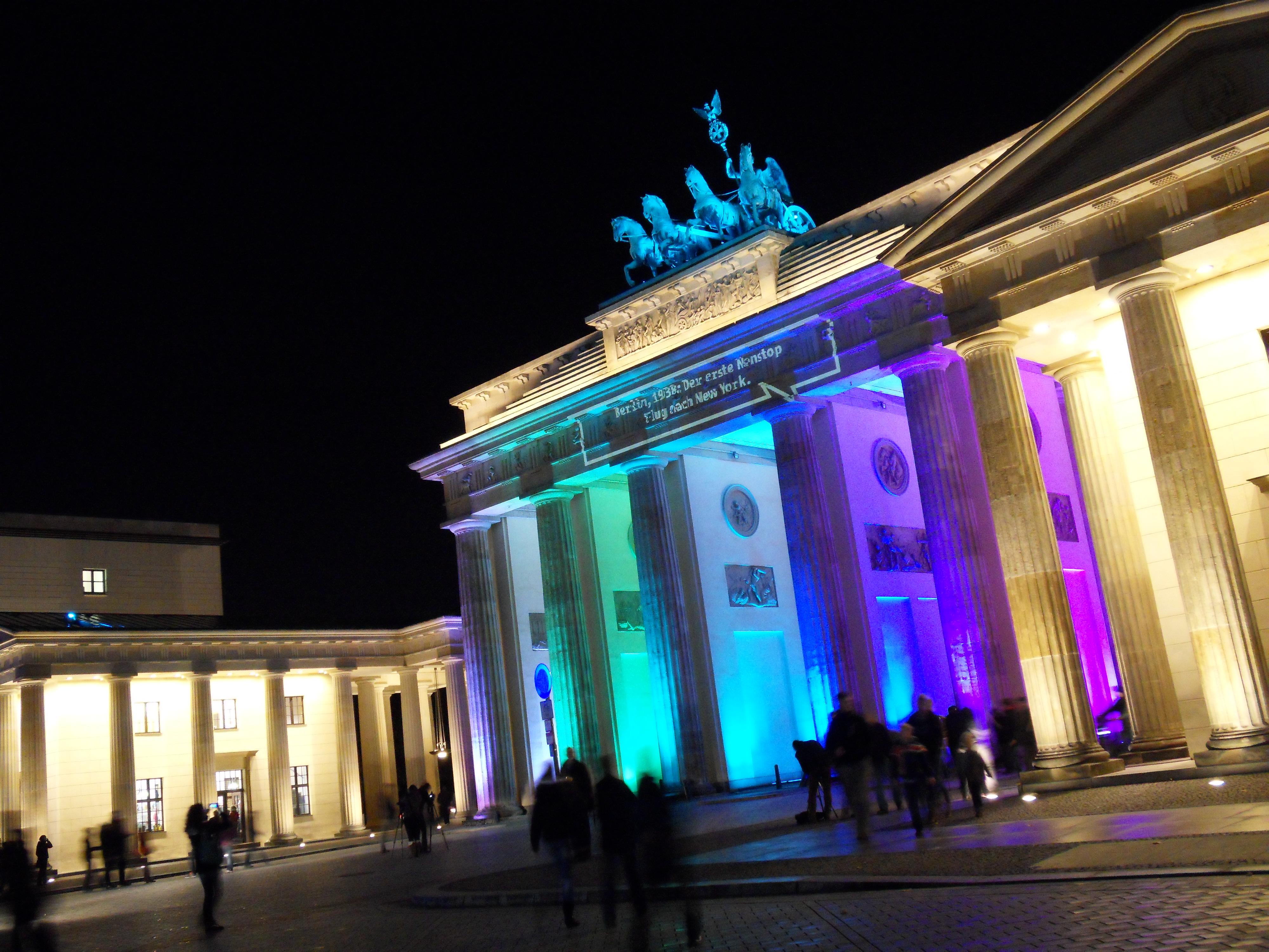 Visitare berlino porta di brandeburgo - Berlino porta di brandeburgo ...