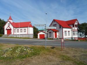 Chiesa cattolica a Akureyri