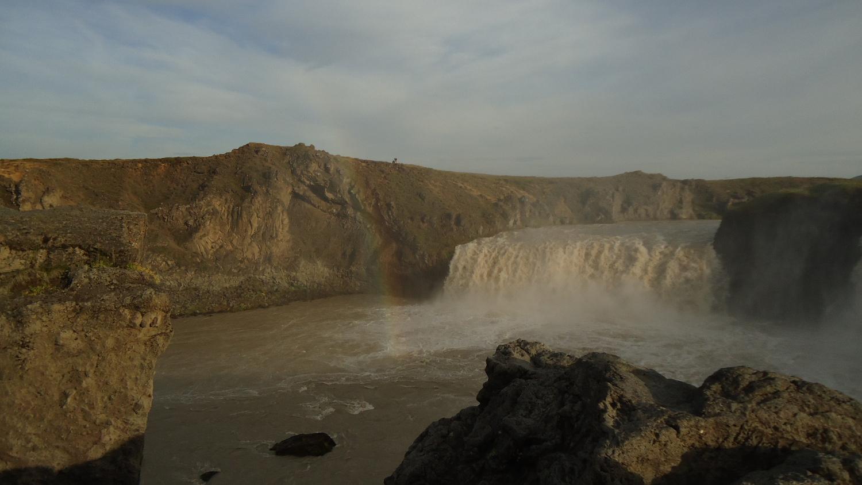 cascata di Goðafoss