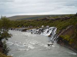 Cascate di Hraunfossar