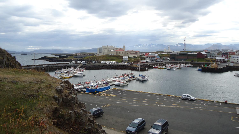 Porto di Stykkishólmur