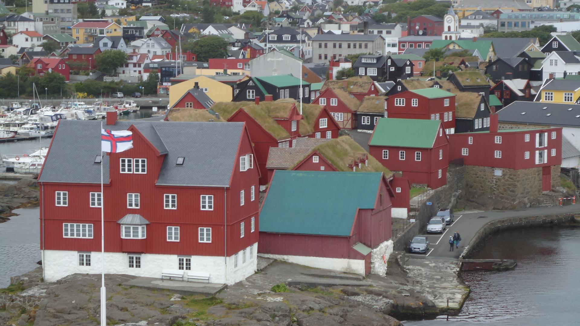 Porto Fær Øer