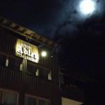 Hotel Autentic Adler Rasun di Sotto Anterselva al chiaro di luna