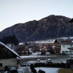 Vista dalla suite hotel Autentic Adler Rasun di Sotto Anterselva