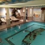 Piscina riscaldata hotel Autentic Adler Rasun di Sotto Anterselva