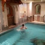 Cascata hotel Autentic Adler Rasun di Sotto Anterselva