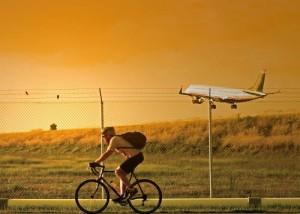Bicicletta e attrezzatura sportiva volo Ryanair