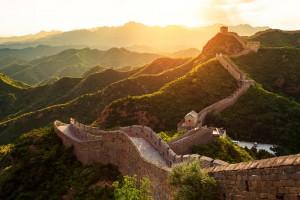 Viaggio in Cina, grande muraglia cinese