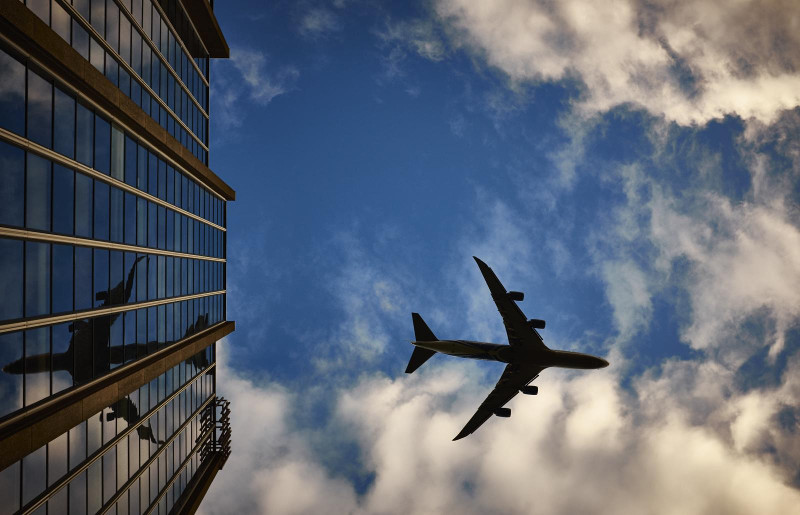 Distanza aeroporto - meta