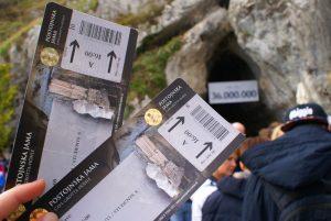 Prezzo entrata Grotte di Postumia