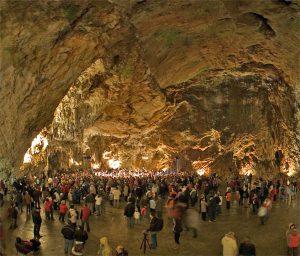 Sala dei concerti Grotte di Postumia