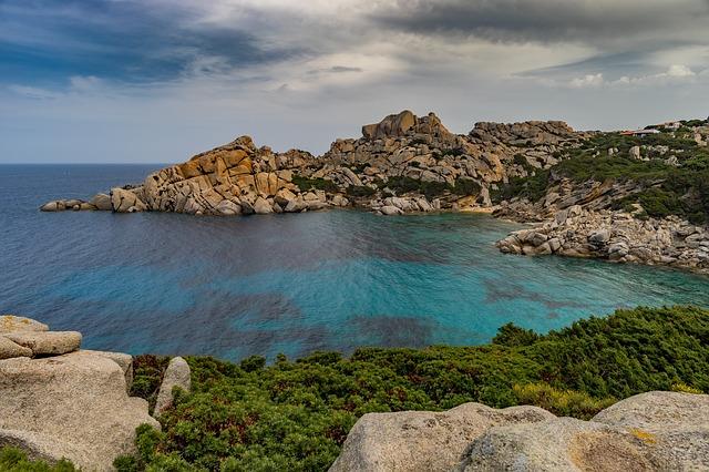 Acqua cristallina Sardegna