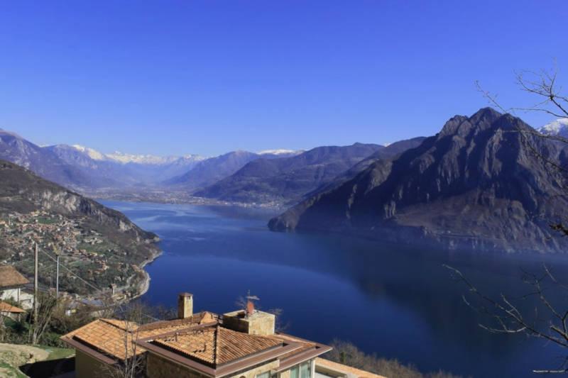 Lago d'Iseo Brescia
