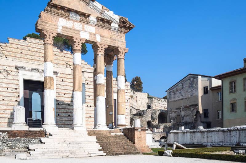 Tempio Capitolino Brescia