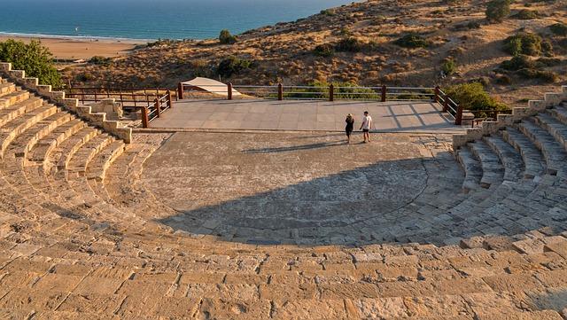 Anfiteatro romano a Kourion