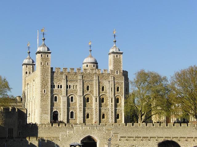 London Tower, torre di Londra