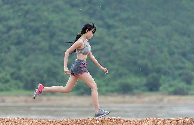 Correre mentre si viaggia