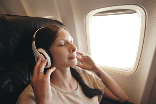 Musica rilassante viaggio in aereo
