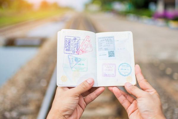 Timbri sul passaporto
