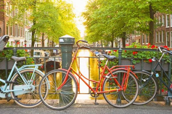 Muoversi in bicicletta ad Amsterdam
