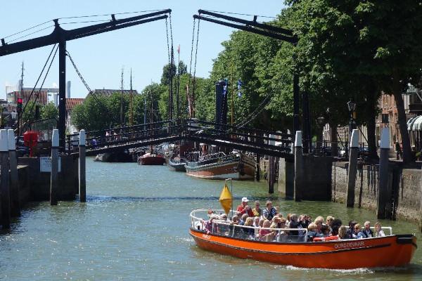 Tour dei canali ad Amsterdam