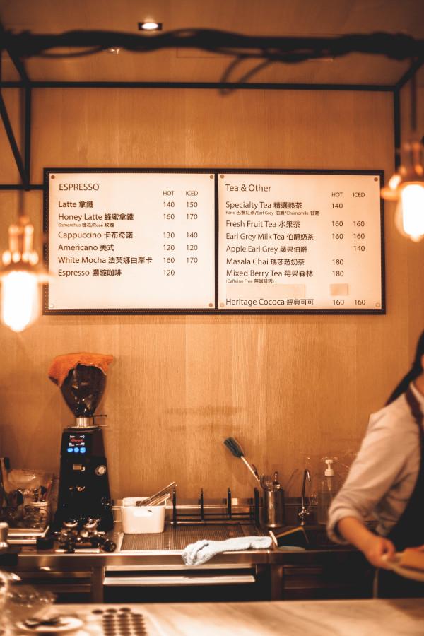 Traduzione menu ristorante