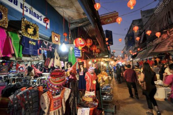 Chiang Mai Chinatown