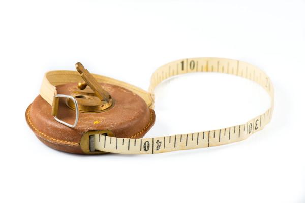 Conversione pollici centimetri