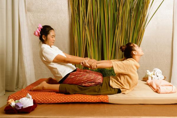 Massaggio tradizionale thai