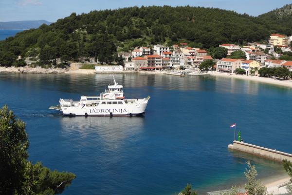 Traghetti compagnia statale Jadrolinija